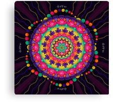 A Celebration of Preservation and Praise Canvas Print