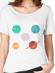 lil planets Women's Relaxed Fit T-Shirt