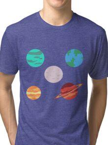 lil planets Tri-blend T-Shirt