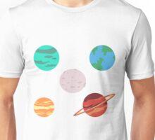 lil planets Unisex T-Shirt