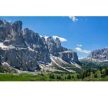Dolomites Photographic Print