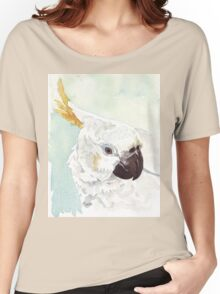 Danny, the Cockatoo 2 Women's Relaxed Fit T-Shirt