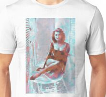 Diva Sophia Loren by David Seymore Unisex T-Shirt