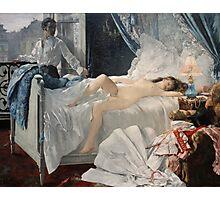 Henri Gervex - Rolla Photographic Print