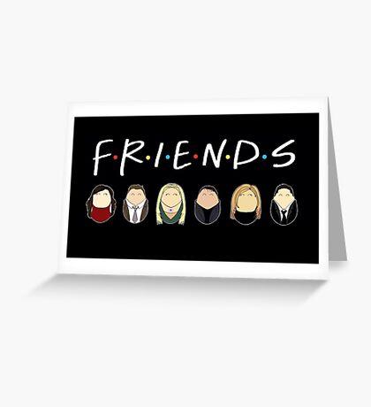 Friends Tiggles Greeting Card