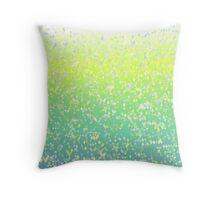 Gleaming Rainbow 7 Throw Pillow