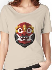 mask INDONESIA Women's Relaxed Fit T-Shirt