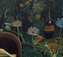 Henri Rousseau - The Dream Sticker
