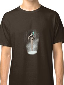 Transe in the snow Classic T-Shirt