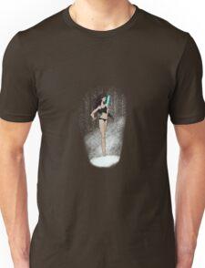 Transe in the snow Unisex T-Shirt