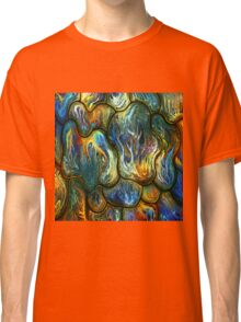 Roots by rafi talby Classic T-Shirt
