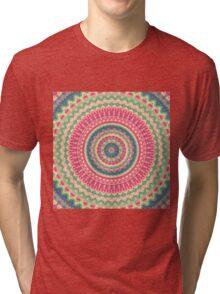 Mandala 9 Tri-blend T-Shirt