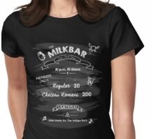 The MilkBar Womens Fitted T-Shirt