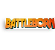 Battleborn Canvas Print
