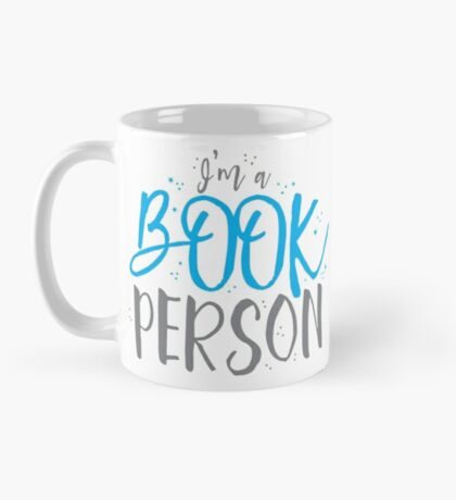 I'm a BOOK PERSON Mug