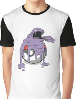 Muk your Pokeball! Graphic T-Shirt