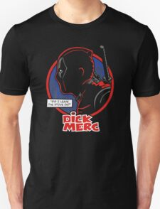 Dick Merc Logo v2 T-Shirt