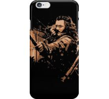 BARD THE BOWMAN iPhone Case/Skin