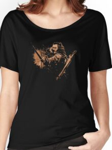 BARD THE BOWMAN Women's Relaxed Fit T-Shirt