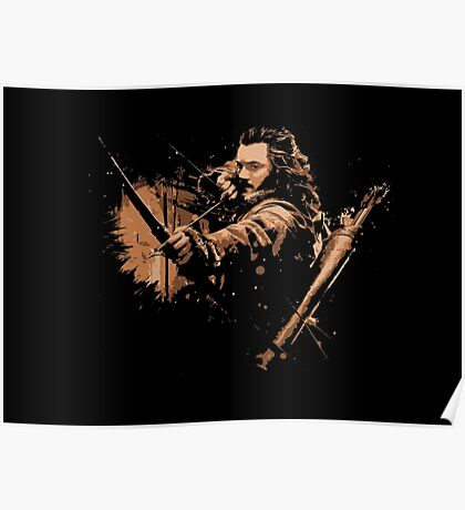 BARD THE BOWMAN Poster