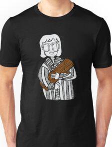 log lady  Unisex T-Shirt