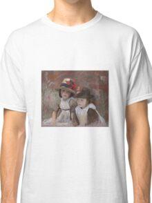 John Singer Sargent - Village Children  Classic T-Shirt