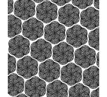 The seed of life mosaic 2 - OneMandalaADay Photographic Print