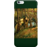 John William Waterhouse - The Naiad  iPhone Case/Skin