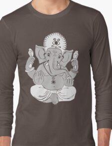 elettroganesha Long Sleeve T-Shirt