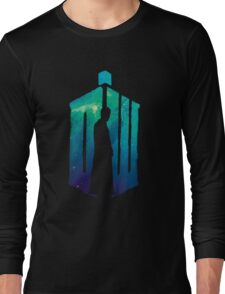 Dr Who - 10th  Long Sleeve T-Shirt