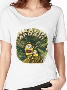 Naked and Afraid Minions Women's Relaxed Fit T-Shirt