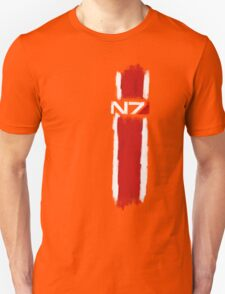 N7 - Mass Effect Unisex T-Shirt