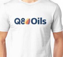 Q8 Oil Racing Lubricant  Unisex T-Shirt