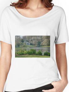 Stourhead Gardens Women's Relaxed Fit T-Shirt
