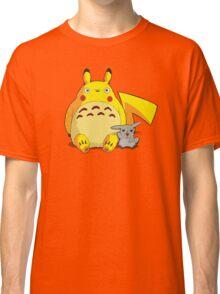 Totorotchu & Pikaro  Classic T-Shirt