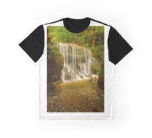 Leura Waterfall Graphic T-Shirt