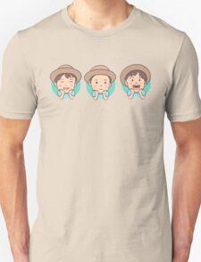 Triplet Cute Summer Edition Unisex T-Shirt