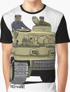 Dogs of War, Tiger 1 Graphic T-Shirt