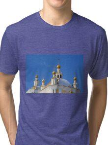 Golden domes Tri-blend T-Shirt