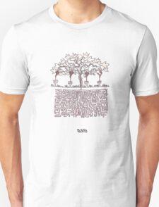Il cammino del vino Unisex T-Shirt