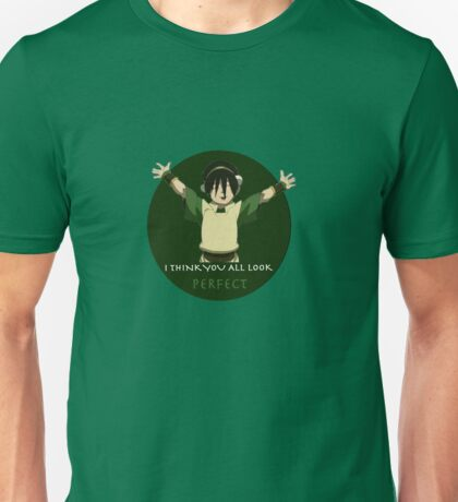 Toph the Perfect Unisex T-Shirt