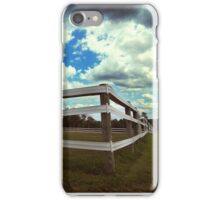 Country Fence iPhone Case/Skin