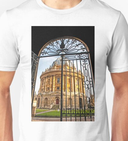 Radcliffe Camera Unisex T-Shirt