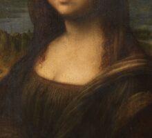 Leonardo Da Vinci - Mona Lisa Sticker