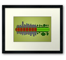Loading 3 Framed Print