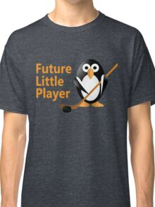 Penguin with a hokey stick Classic T-Shirt