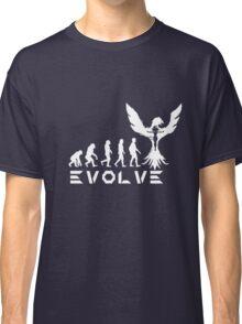 Evolution of X-Man - Phoenix Classic T-Shirt