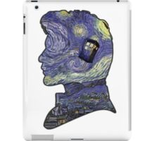 doctor who van gogh iPad Case/Skin