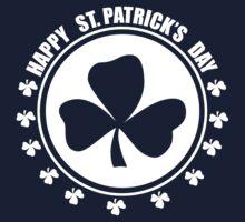 Happy St. Patrick's Day!  Kids Tee