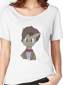 11th Doctor whooves Women's Relaxed Fit T-Shirt